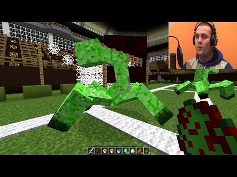 Minecraft Lucky blocks vs MUTANT CREEPER [Srpski Gameplay] ☆ SerbianGamesBL ☆