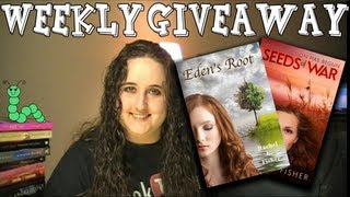 #WeeklyGiveaway - Eden's Root By Rachel E. Fisher (CLOSED)