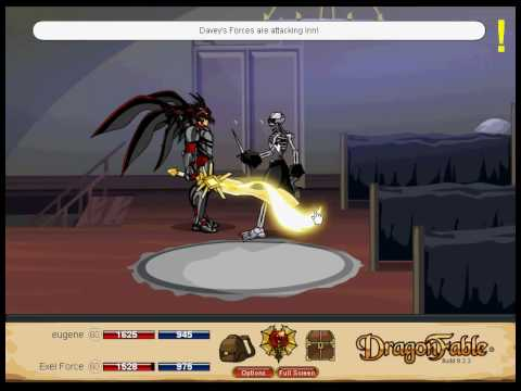 Dragonfable Water Orb Saga Part 2 Pirate Attack Youtube