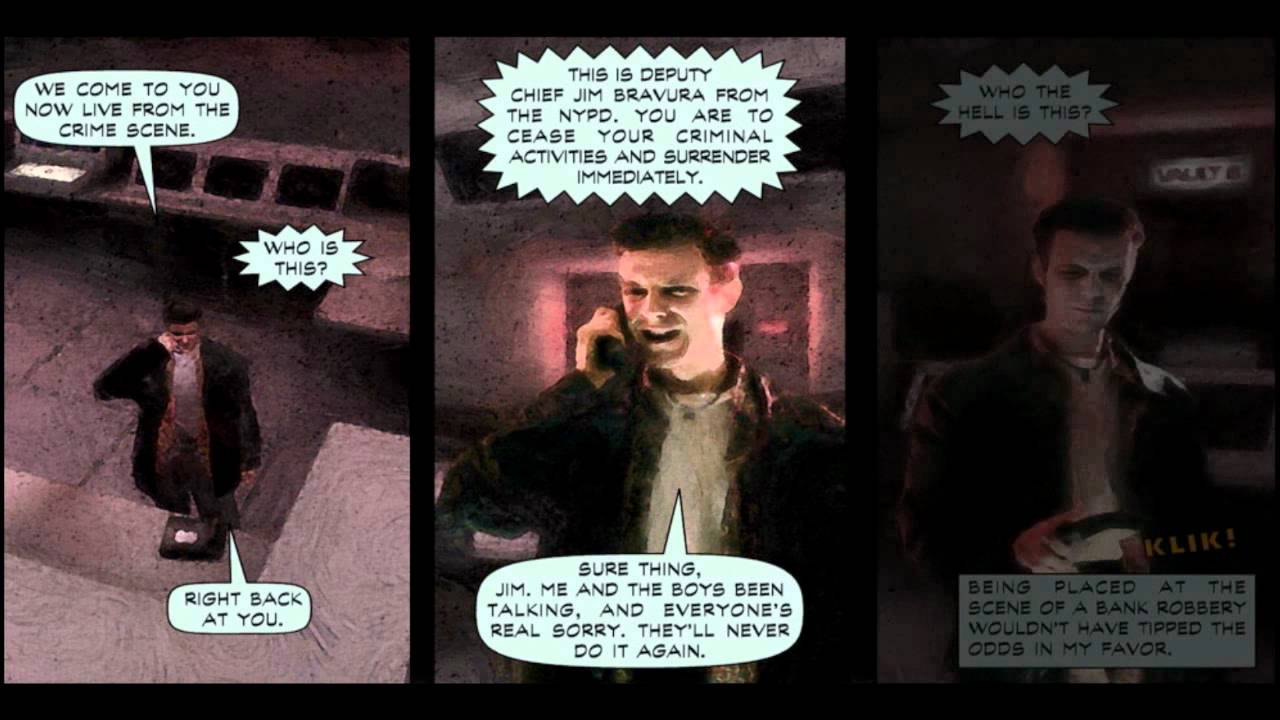 max payne 1 game story