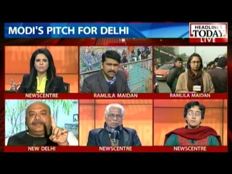 Political showdown in Delhi (Part 1)