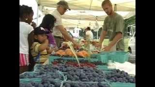 Gaithersburg Farmers Market Spot