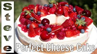 CHRISTMAS CHEESE CAKE The Perfect Holiday Cheesecake