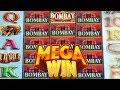 💰 JACKPOT HANDPAY 💰 BOMBAY $20 MAX BET SLOT BONUS ★ 1,000 SUBSCRIBERS ★