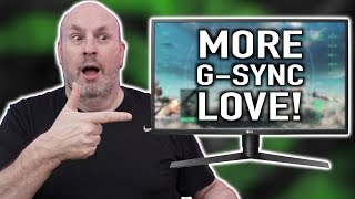 Will G-SYNC compatible monitors be for everyone soon?