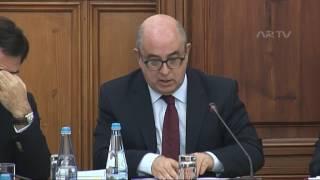 Audição do Ministro da Defesa Nacional, José Azeredo Lopes