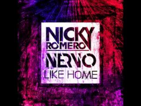 Nicky Romero & NERVO - Like Home (Radio Edit) + Lyrics