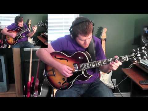 Autumn Leaves - Ryan Stewart - Jazz Guitar