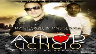 Davinzzi & PopDoza - El Amor Vencio (Prod. By Enege) (@BlackLionMusic)