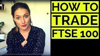 How To Trade Ftse 100; Ftse 250/ftse 350 Explained 👧