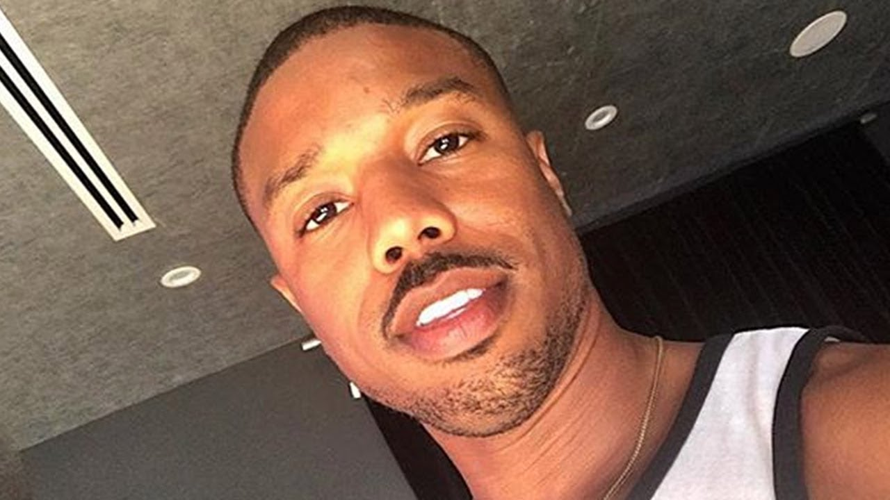Michael B Jordan CAN'T STOP Thinking About Nicki Minaj After Her THIRSTY Acceptance Speech!