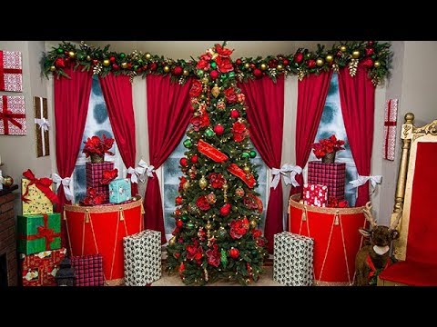 christmas tree decorating tips home family