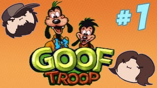 Goof Troop - Goof Troop: Bloopy Shit - PART 1 - Game Grumps