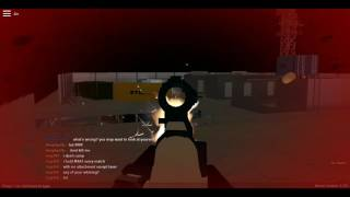 Roblox[]Phantom Forces Scar-L Gameplay[]