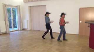 Bomshel Stomp Linedance Teach & Dance