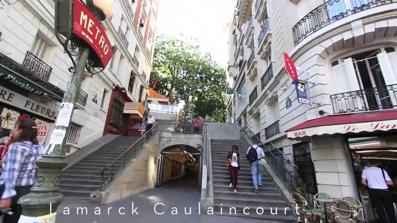 10 Arrondissement Gefährlich rive droite 18th arrondissement