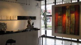 Kessler at Madison Gallery in La Jolla - 2010.wmv