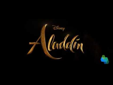 Download Aladdin Special Look 2019