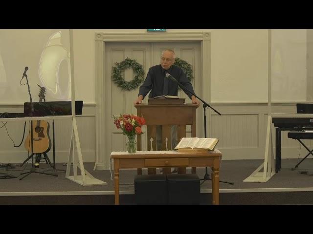 Caledonia Congregational Church Live Stream - September 12th 2021