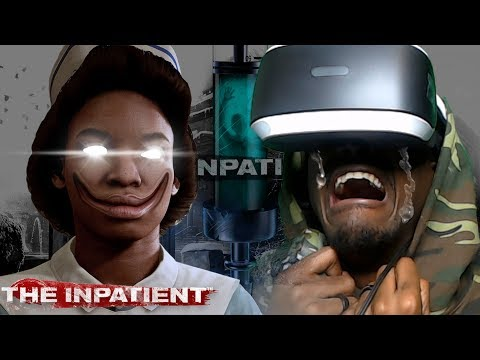 I Can't Believe This Game Made Me CRY   The Inpatient PSVR ( w/ HEART RATE MONITOR)