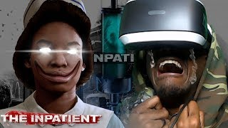 I Can't Believe This Game Made Me CRY | The Inpatient PSVR ( w/ HEART RATE MONITOR)