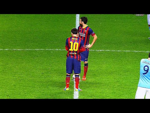 Only Lionel Messi Can Do This in His WORST Season Year ||HD||