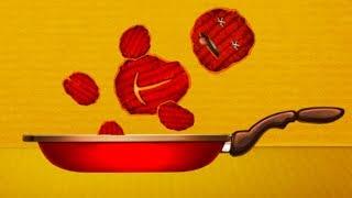 АНТИСТРЕСС ПРОТИВ ЕДЫ ! ЧЕЛЛЕНДЖ ГОТОВКИ - FOOD CHALLENGE в игре Kick the Buddy #24 #крутилкины