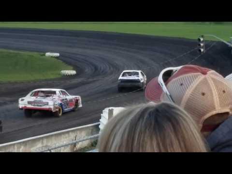 Tad Peterson @ Fiesta City Speedway- Heat 8.9.17