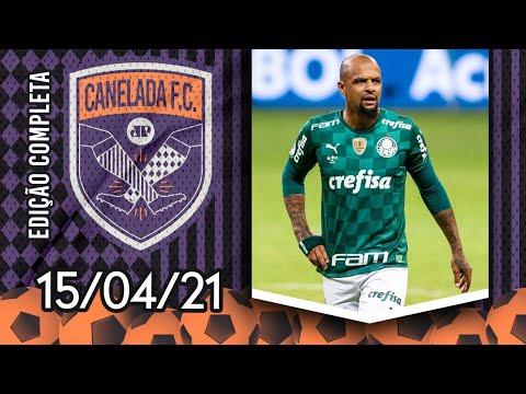 VICE DE NOVO! Palmeiras É DERROTADO e PERDE o título da Recopa! | CANELADA (15/04/21)