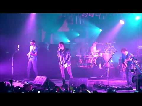 Incubus - Love Hurts (Live in Chile 2010) HD - SBA