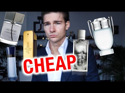 Top 10 Most Complimented CHEAP Fragrances For Men 2020