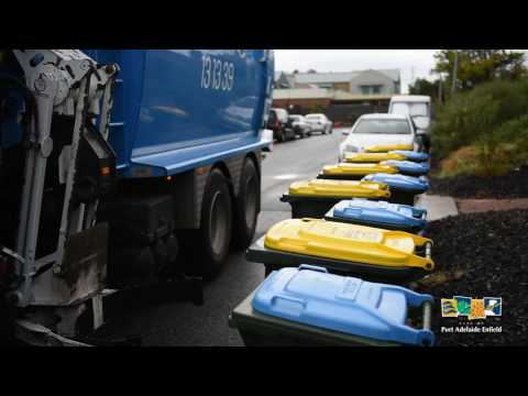 A Day in the Life of - Garbage Collection Truck