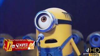 Sooper Biscuit Ad | Ft. Minions | Peak Freans Sooper | Pakistani Ad | HD