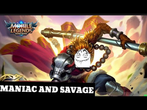 New reworked sun! Epic savage and maniac