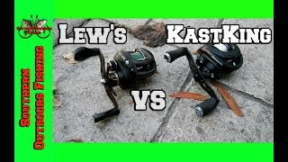 KastKing Assassin vs Lew