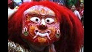 Rakhu Newa Guthi lakhe dance Part 2