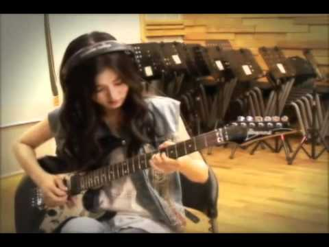 Image result for e-young afterschool guitar