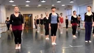 Modern Ballet Dance