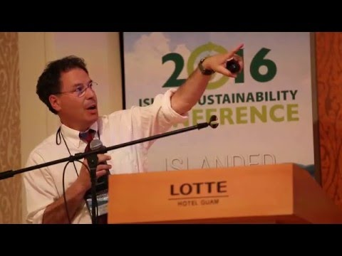 7th Regional Conference on Island Sustainability Presents Dr. Scott Slovic