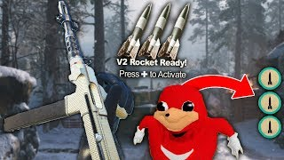 SHOWING NOOBS DE WAE! 😂 3 NUKES in 1 GAME! (BEST COD PLAYERS) - COD WW2