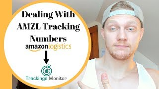 How To Deal With AMZL Tracking Numbers | Never Lose An