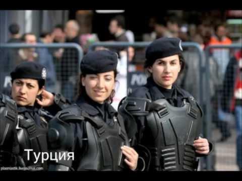Фото девушек в милицейской форме с большими сиськами
