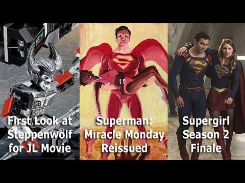 """""""Superman: Miracle Monday"""" Being Reissued - Speeding Bulletin (April 26 - May 2, 2017)"""