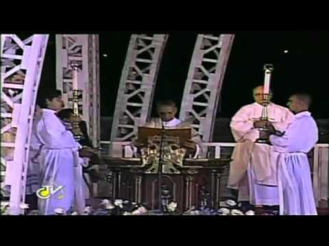 Benedict XVI: Mass in Santiago de Cuba