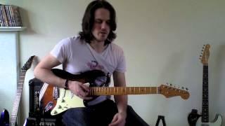 Jamiroquai - Runaway Guitar Lesson - James Buckley
