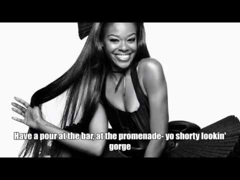 Azealia Banks - JFK (LYRICS)
