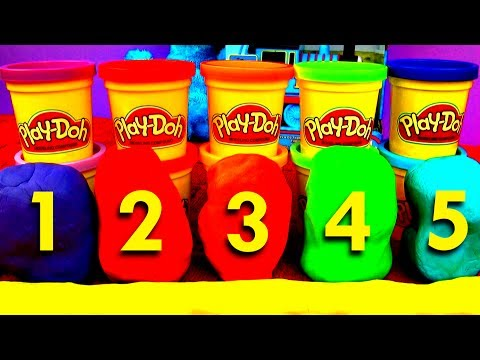 Play-Doh Learn 2 Count Jake Neverland Pirates Sonic The Hedgehog Mickey Mouse HelloKitty Teletubbies from YouTube · Duration:  1 minutes 9 seconds