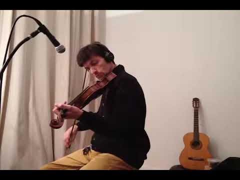 String Bassist & Songwriter Mark Roman // Winter Adé - original song