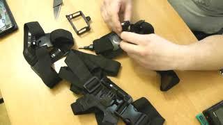 Плечевое крепление  экшен камеры