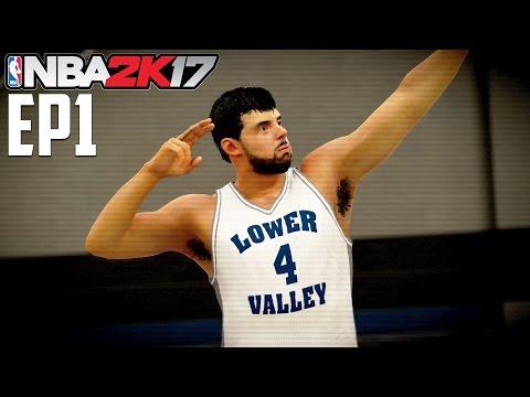 LA CARA NUEVA DEL CANIJO | NBA 2K17 (Ep 1)